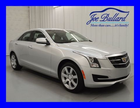 New 2016 Cadillac ATS 2.5L RWD 4D Sedan