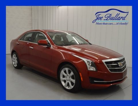 New 2016 Cadillac ATS 2.0L Turbo RWD 4D Sedan