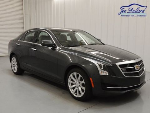 New 2017 Cadillac ATS 2.0L Turbo RWD 4D Sedan
