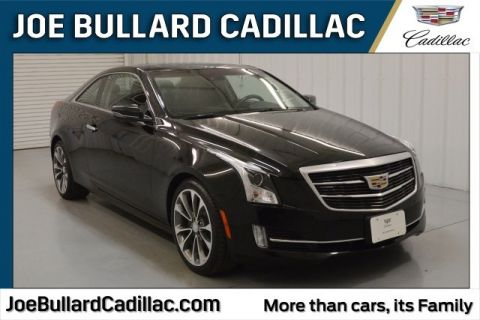 Pre-Owned 2015 Cadillac ATS 2.0L Turbo Luxury RWD 2D Coupe