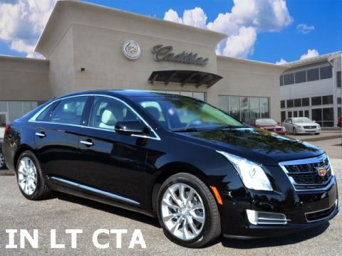 Certified Pre-Owned 2016 Cadillac XTS Luxury FWD 4D Sedan