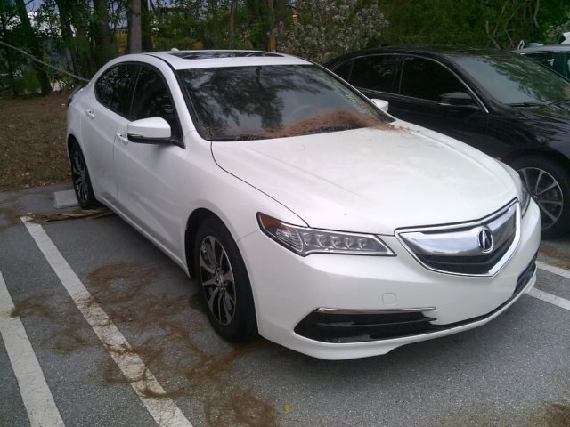 Certified Pre Owned 2016 Acura Tlx 2 4l 4d Sedan In Mobile A14386p