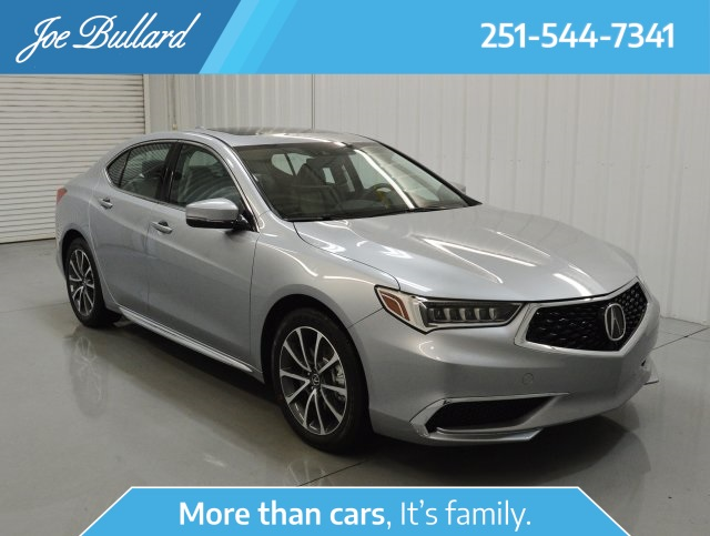 certified pre owned 2018 acura tlx awd tech 4d sedan in mobile