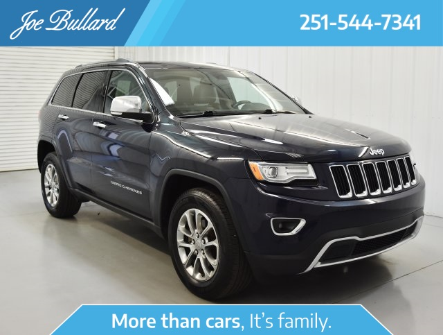 pre owned 2015 jeep grand cherokee limited 4d sport utility in mobile c69256p joe bullard. Black Bedroom Furniture Sets. Home Design Ideas