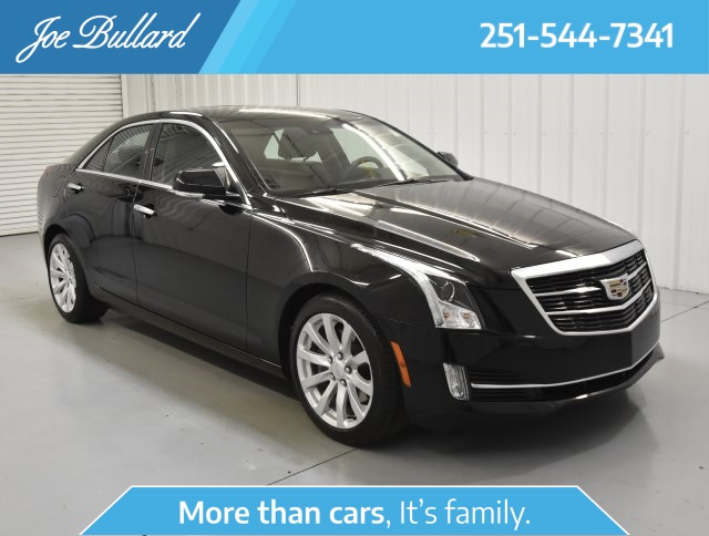 Pre Owned 2018 Cadillac Ats 3 6l Premium 4d Sedan In Mobile C43874p