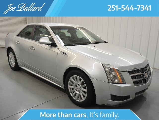 Pre-Owned 2010 Cadillac CTS Base