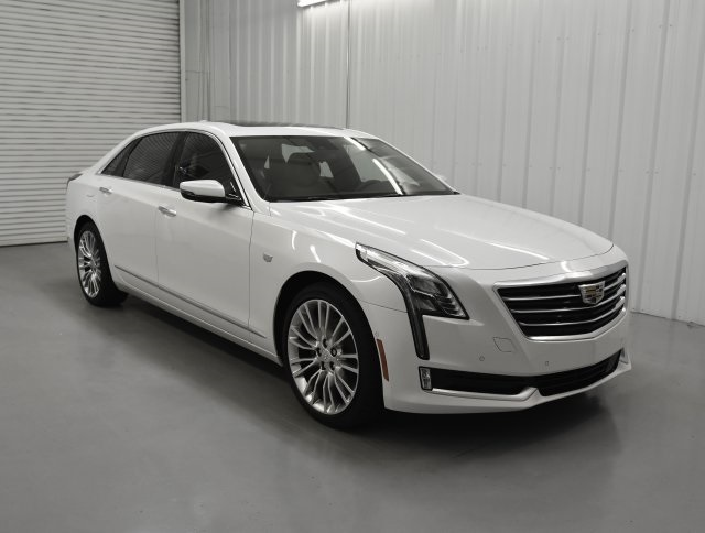New 2018 Cadillac Ct6 3 6l Premium Luxury 4d Sedan In Mobile C38009