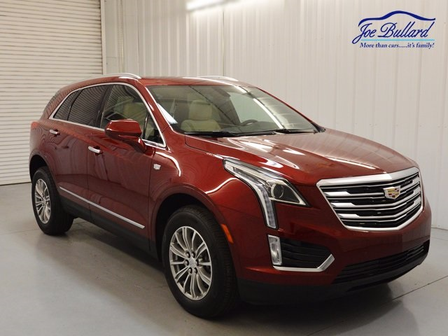 New 2018 Cadillac Xt5 Luxury 4d Sport Utility In Mobile C3547 Joe