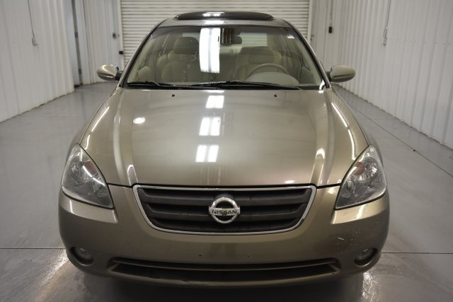 Marvelous Pre Owned 2003 Nissan Altima 2.5 SL