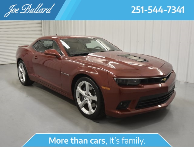 Pre Owned 2014 Chevrolet Camaro Ss 2d Coupe In Mobile J91174t Joe
