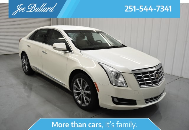 Certified Pre-Owned 2014 Cadillac XTS Base