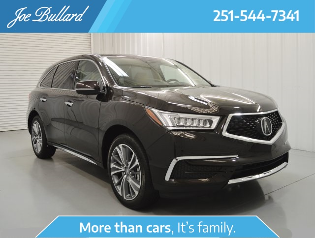 Certified Pre Owned 2017 Acura Mdx 35l 4d Sport Utility In Mobile
