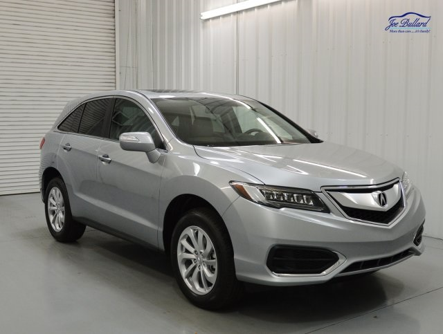 Certified PreOwned Acura RDX Technology Package D Sport - Pre own acura