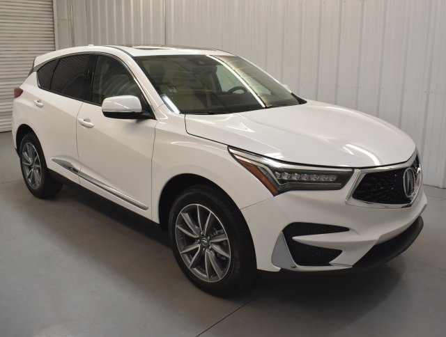 Certified Pre-Owned 2019 Acura RDX Technology Package