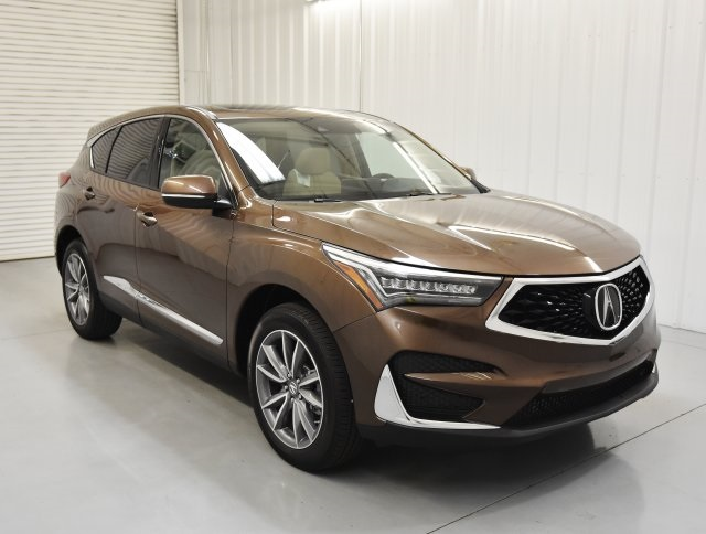 New 2019 Acura Rdx Technology Package 4d Sport Utility In Mobile