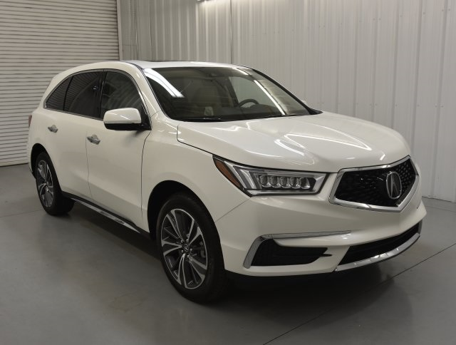 New 2019 Acura MDX 3.5L Technology Package