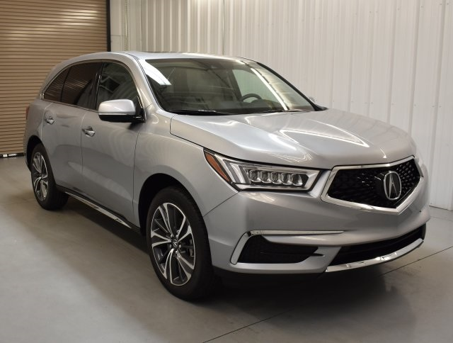 Certified Pre-Owned 2020 Acura MDX Technology