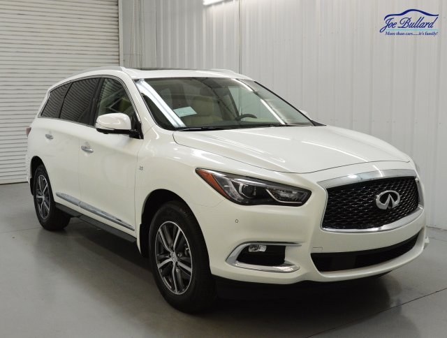 Certified Pre Owned 2018 Infiniti Qx60 Base 4d Sport Utility In