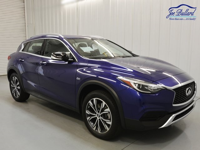 new 2018 infiniti qx30 luxury 4d sport utility in mobile i1939 joe bullard automotive group. Black Bedroom Furniture Sets. Home Design Ideas