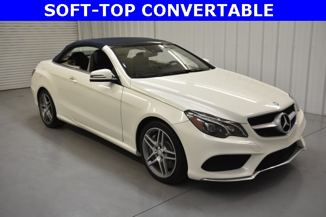 Pre Owned 2014 Mercedes Benz E Class E 550