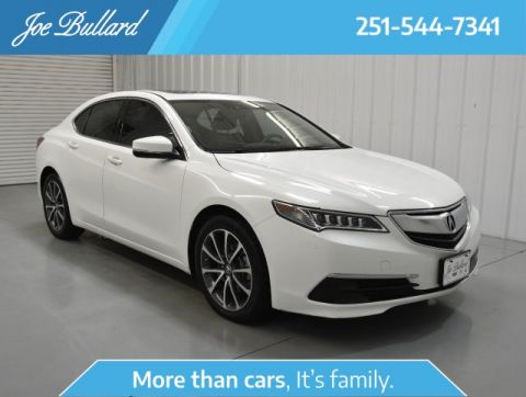Pre-Owned 2015 Acura TLX 3.5L V6 4D Sedan in Mobile #A11613P | Joe on acura xli, acura ls, acura rsx,