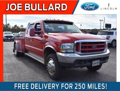 Pre-Owned 1999 Ford F-450SD XLT