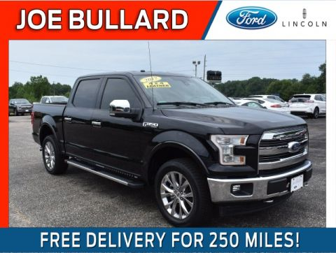 Certified Pre-Owned 2017 Ford F-150 Lariat