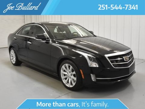 Certified Pre-Owned 2018 Cadillac ATS 3.6L Premium
