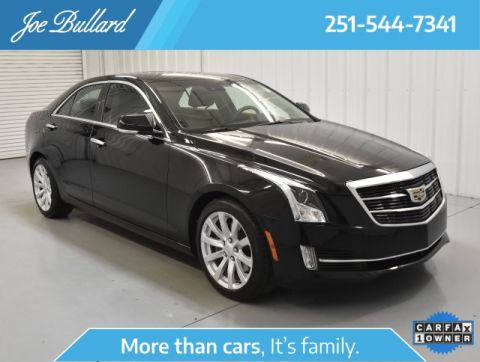 Certified Pre-Owned 2018 Cadillac ATS 3.6L Premium Luxury