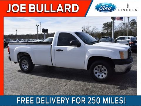Pre-Owned 2008 GMC Sierra 1500 Work Truck