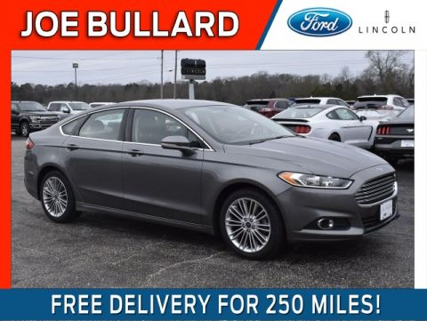 Pre-Owned 2014 Ford Fusion SE
