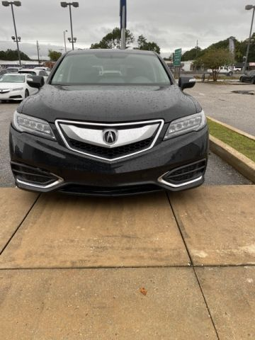 Certified Pre-Owned 2017 Acura RDX Technology Package