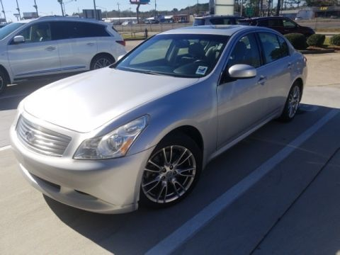 Pre-Owned 2008 INFINITI G35 Journey