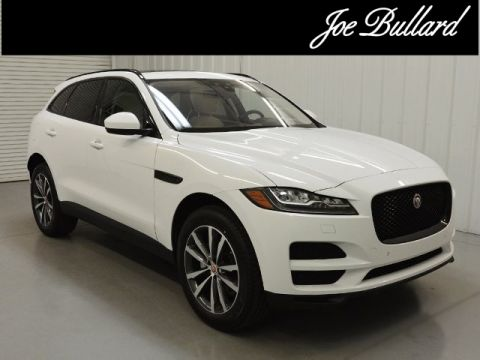 Certified Pre-Owned 2018 Jaguar F-PACE 20d Prestige