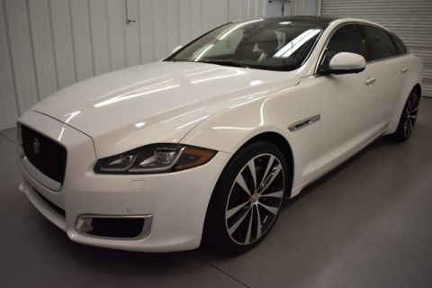 Certified Pre-Owned 2019 Jaguar XJ XJL Portfolio