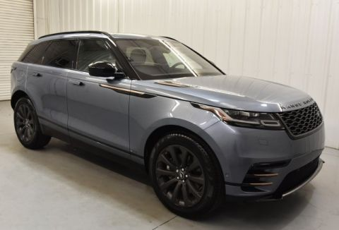 Certified Pre-Owned 2019 Land Rover Range Rover Velar P340 SE R-Dynamic